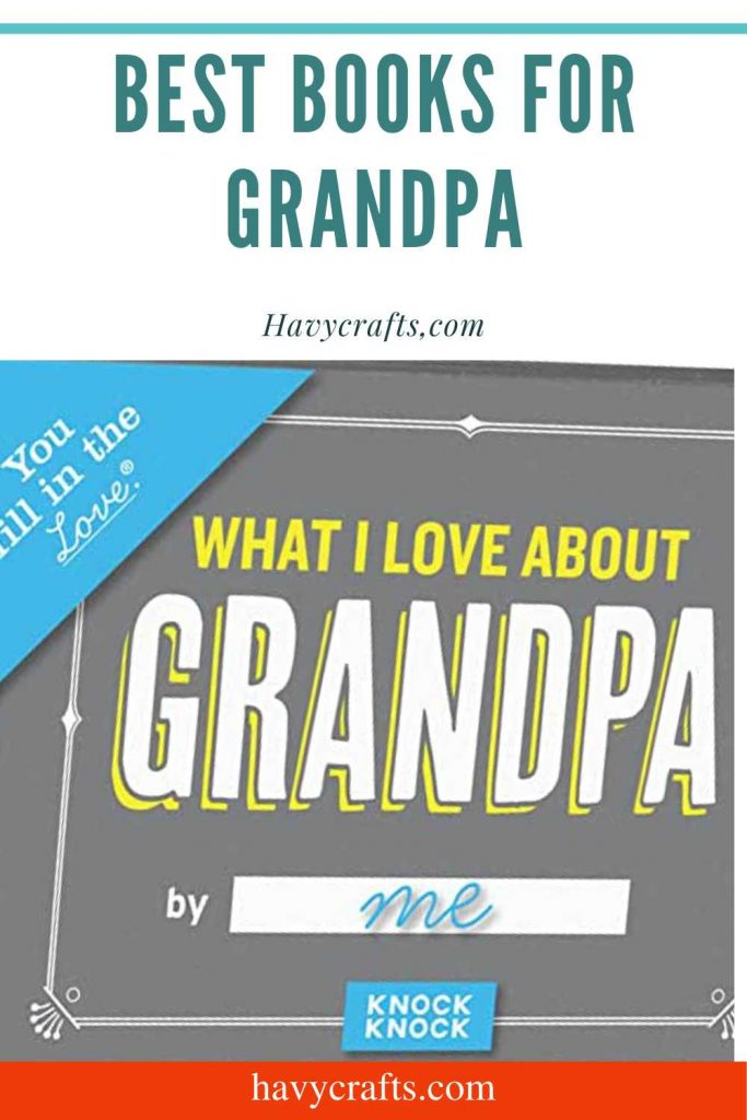 Best books for grandpa