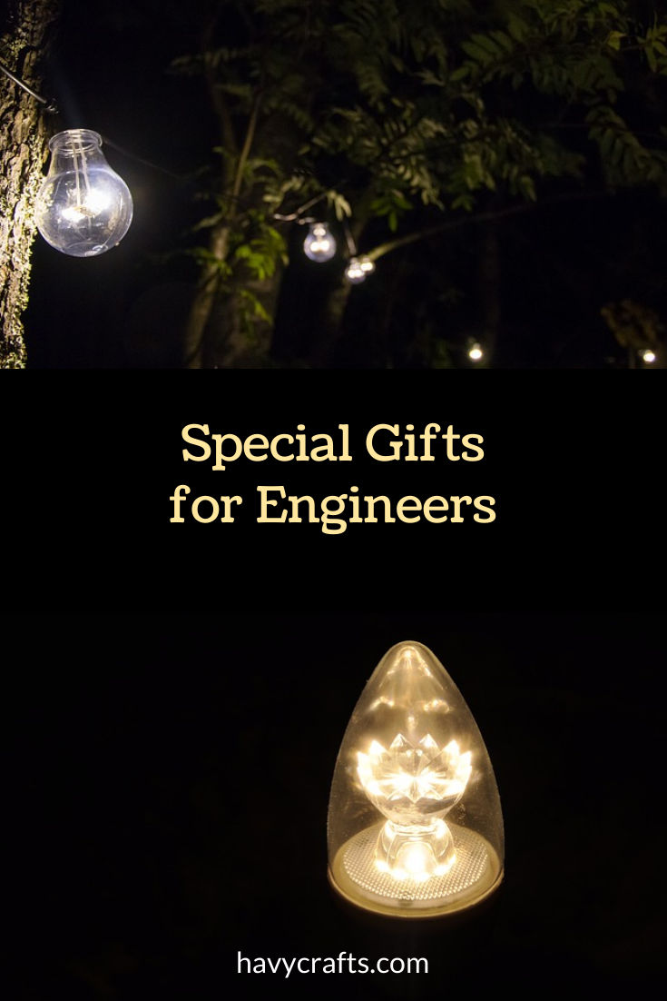 gifts for engineers with unique personality