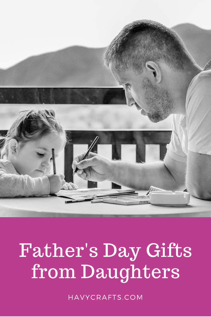 gifts from daughters for Father's Day