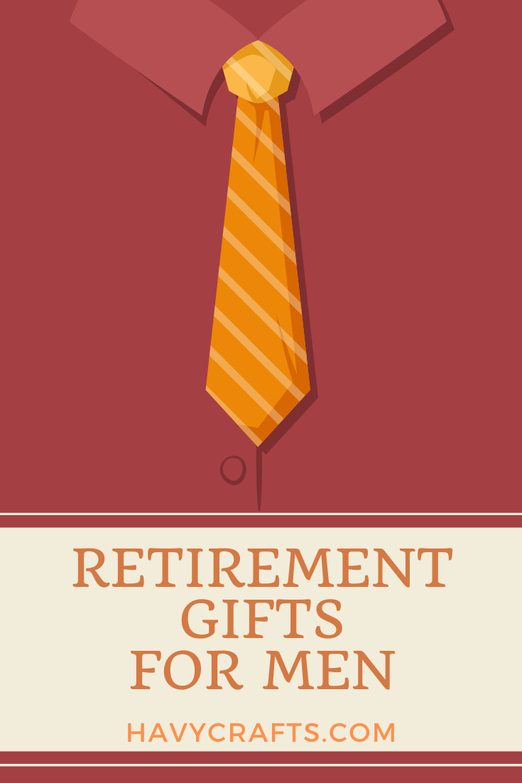Good Retirement Gifts for Men