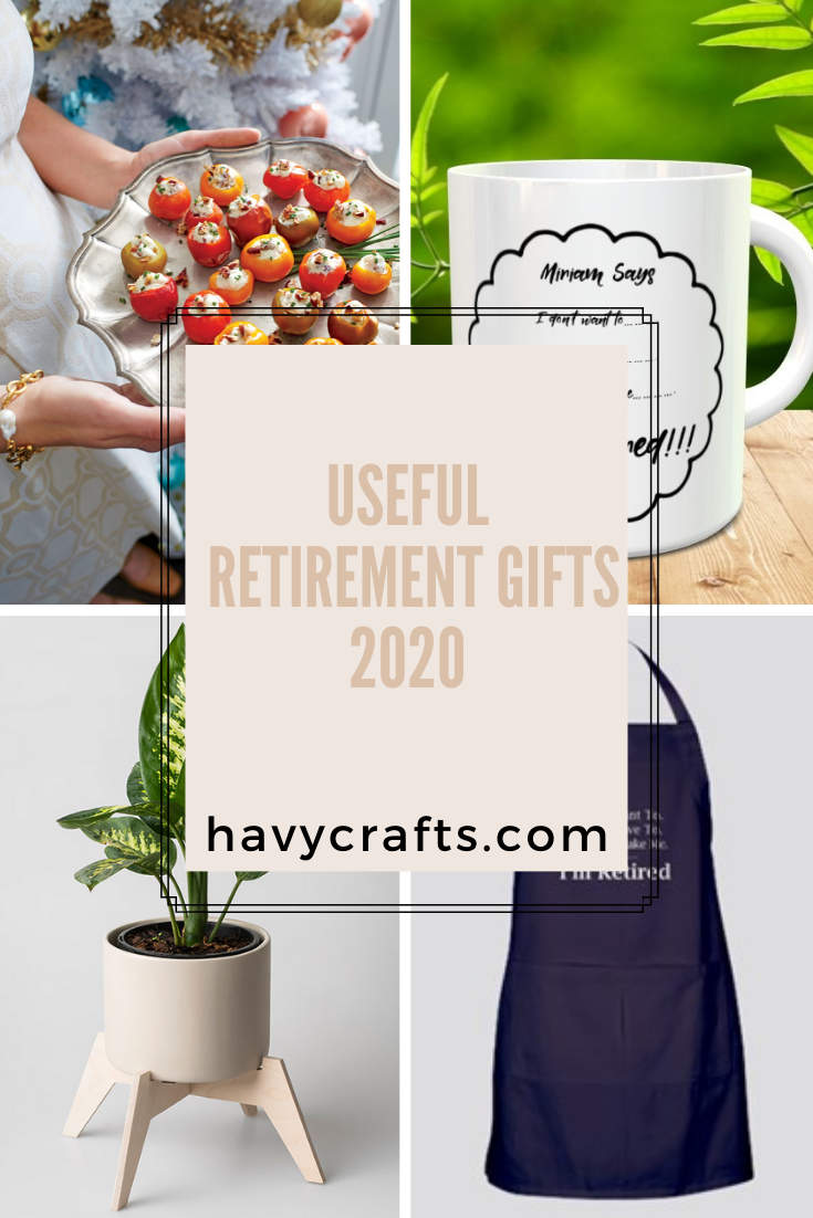 Useful Retirement Gifts 2020
