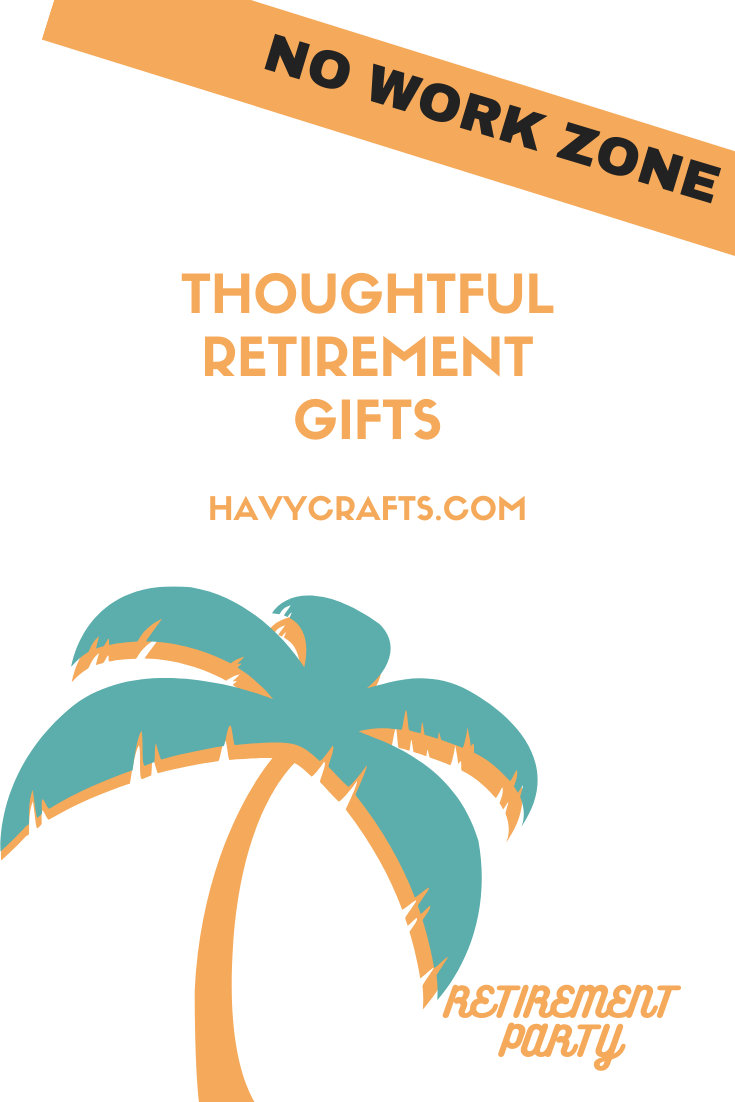 retirement gifts for a sensitive soul